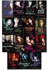 Morganville Vampires series