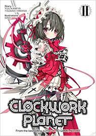 Clockwork Planet 2