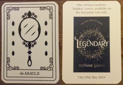 May FL - Legendary Card
