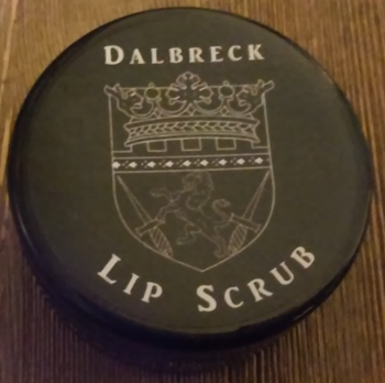 May FL - Lip Scrub