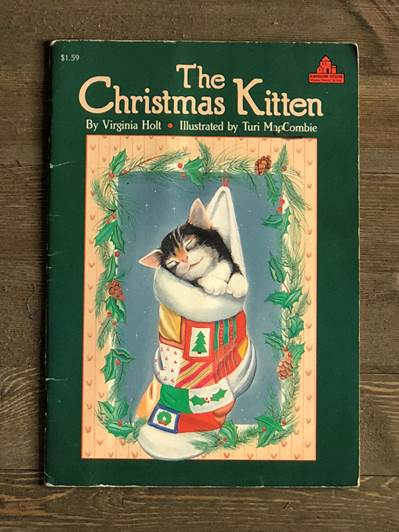 The Christmas Kitten