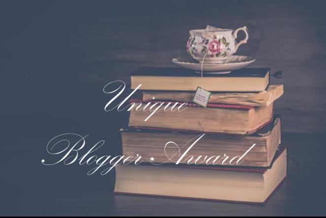 Unique BloggerAward