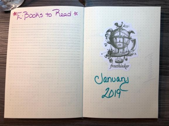 BUJU 2019 E Books and BUJU Jan 2019 Cover