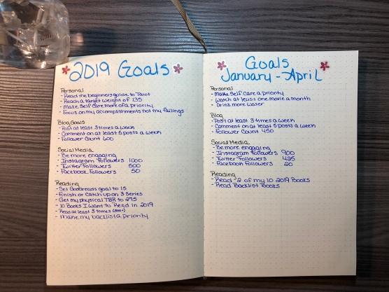BUJU 2019 Goals