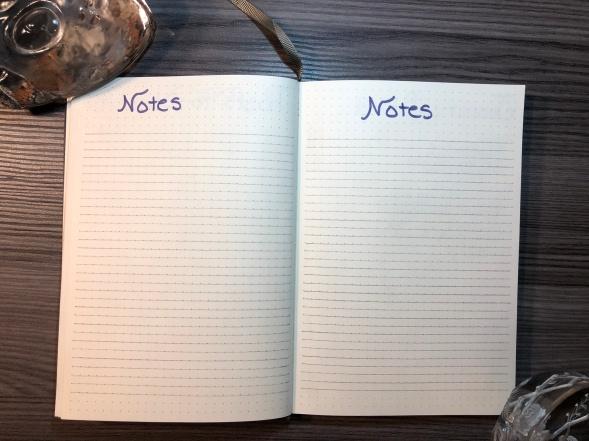 BUJU Jan 2019 Notes