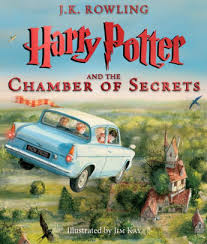 Harry Potter and the Chamber of Secrets (Illustrated)