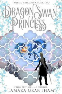 The Dragon Swan Princess Cover
