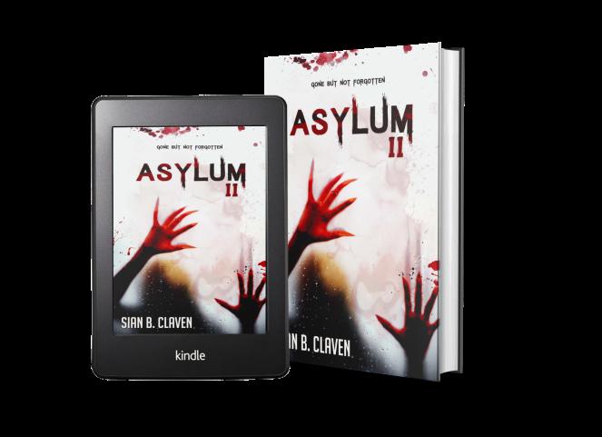 Asylum II - Book Combo
