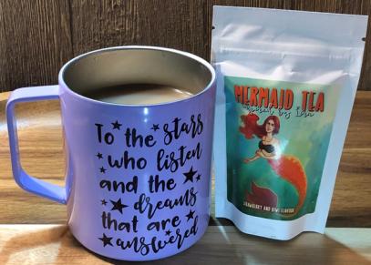 June 2019 FairyLoot - mermaid tea