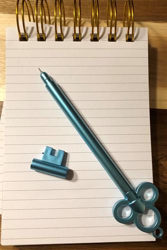OwlCrate June 2019-Key Gel Pen
