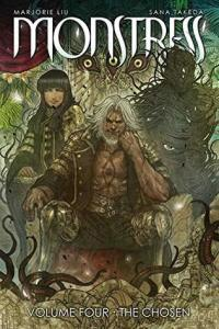 Monstress, Vol. 4 The Chosen