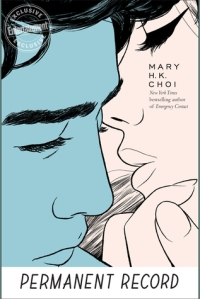 Mary HK Choi new book cover reveal Credit: ohgigue