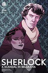 Sherlock A Scandal in Belgravia #2