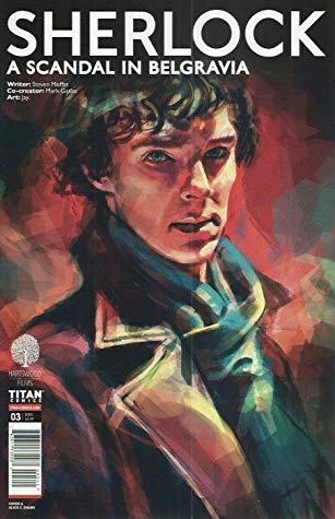 Sherlock A Scandal in Belgravia #3