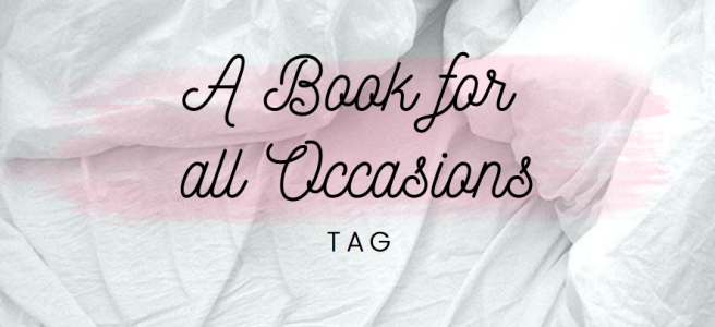 A Book for all Occasions Tag