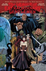 The League of Extraordinary Gentlemen Vol 2